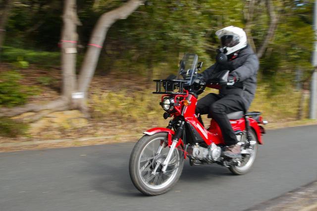 画像: クロスカブ110にサブコン&ハイカム! C125やハンターカブにも負けないゾ - webオートバイ