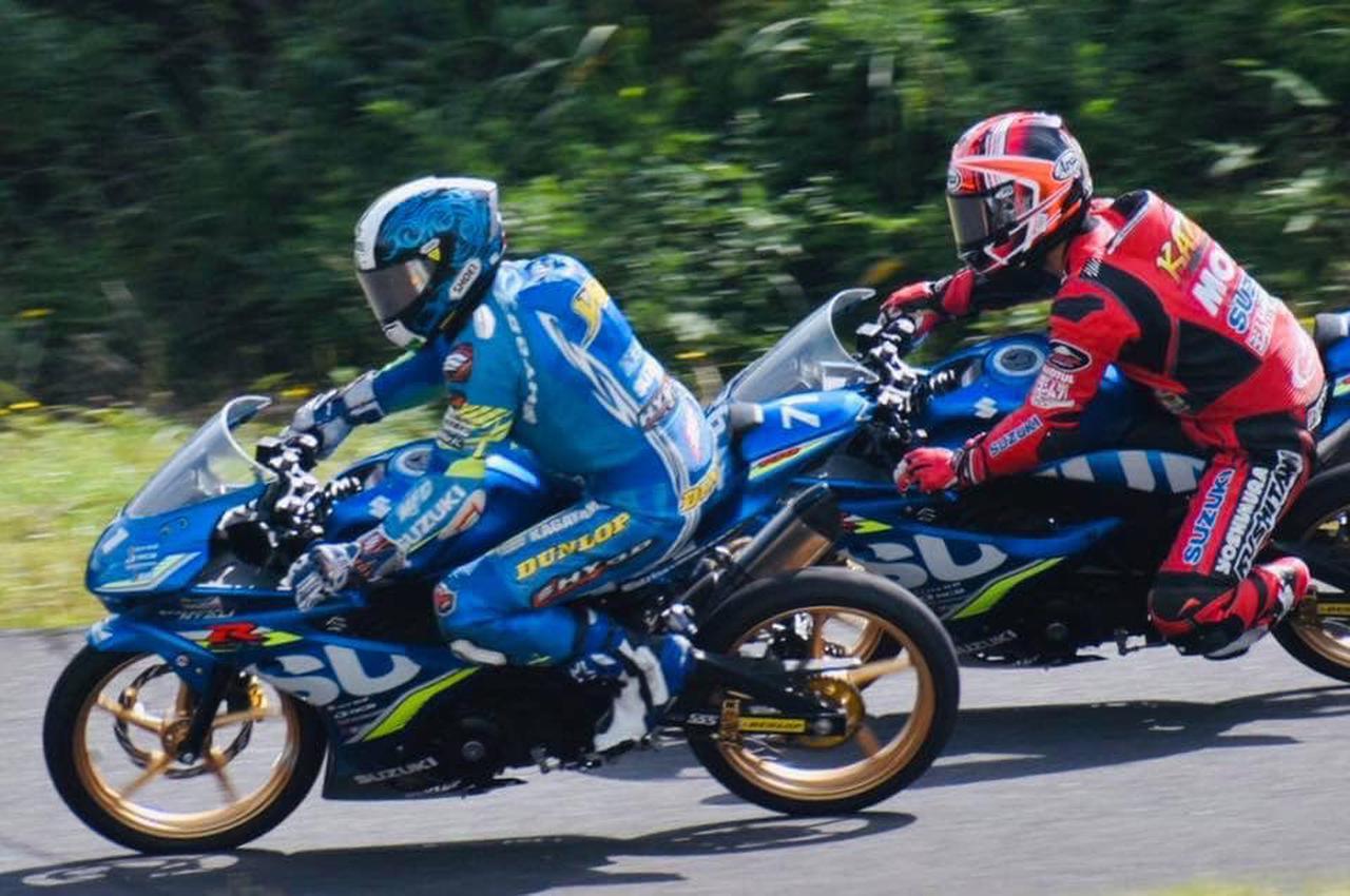 <MTLカップ> 出るぞ!GSX-R150カップレース! ~カラダひとつで!レンタルミニバイクレース~