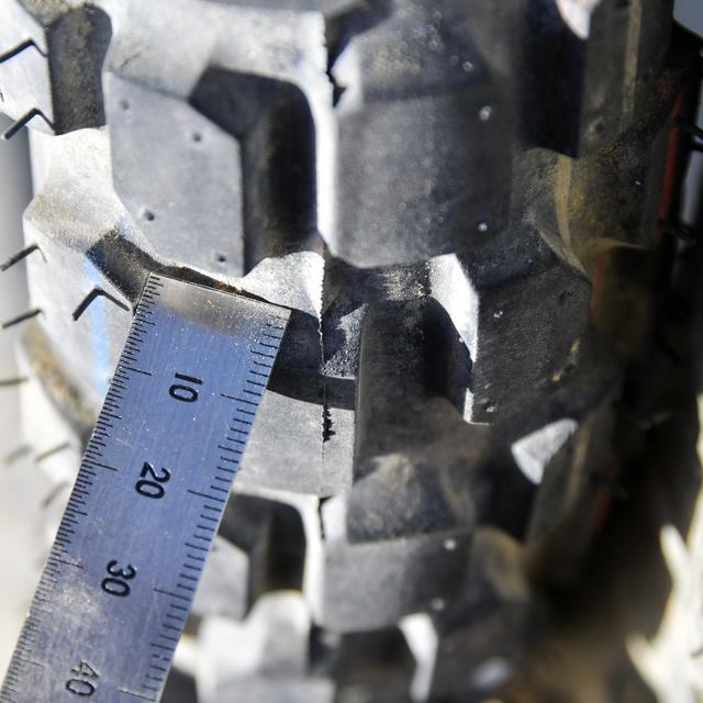画像18: ブロックタイヤってカッコ良いぞ!クロスカブ110で各種ブロックタイヤを比較レビューしてみた。CT125にも装着可能だぞ〈若林浩志のスーパー・カブカブ・ダイアリーズ Vol.69〉