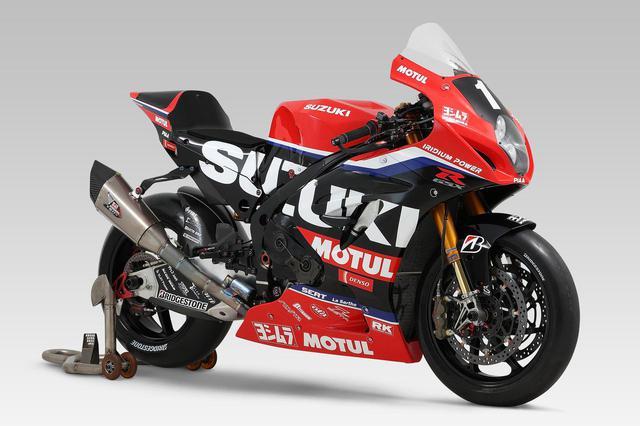 画像: 世界耐久選手権仕様のGSX-R1000R - webオートバイ