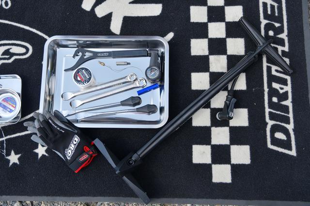 画像14: ブロックタイヤってカッコ良いぞ!クロスカブ110で各種ブロックタイヤを比較レビューしてみた。CT125にも装着可能だぞ〈若林浩志のスーパー・カブカブ・ダイアリーズ Vol.69〉