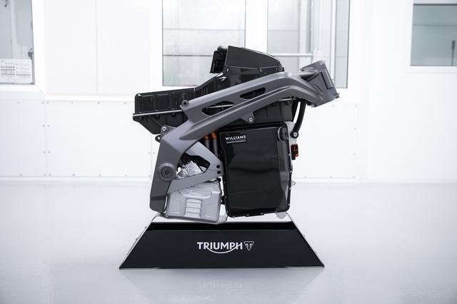 画像: TE-1プロジェクト・パワートレインプロトタイプ