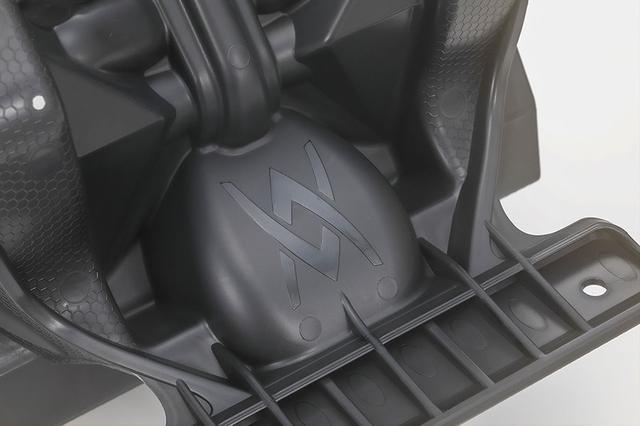 画像2: PMC Z900RS用『スライトリアフェンダー』