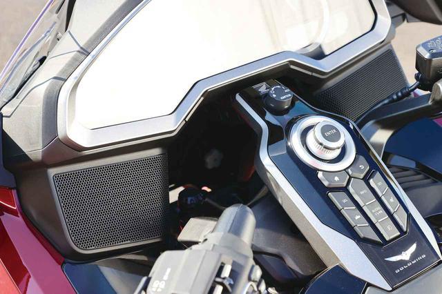 画像: 両モデルに共通して搭載されているオーディオシステムのスピーカーを高音質化。アップルカープレイやアンドロイドオートにも対応。