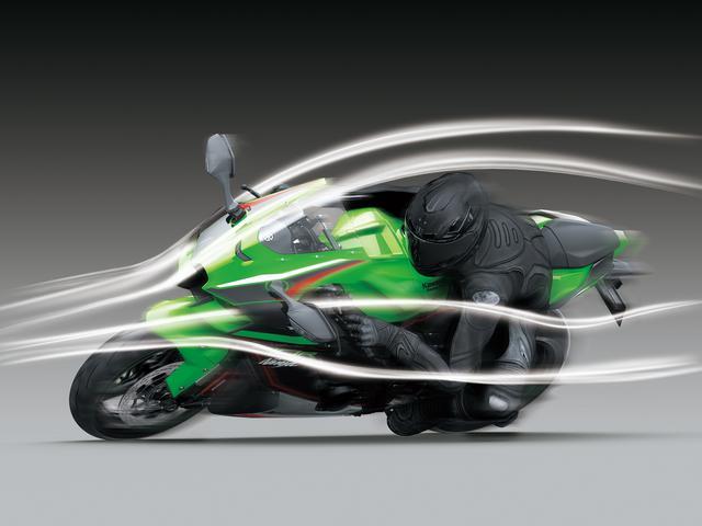 画像2: カワサキ「Ninja ZX-10R」(2021年モデル)概要