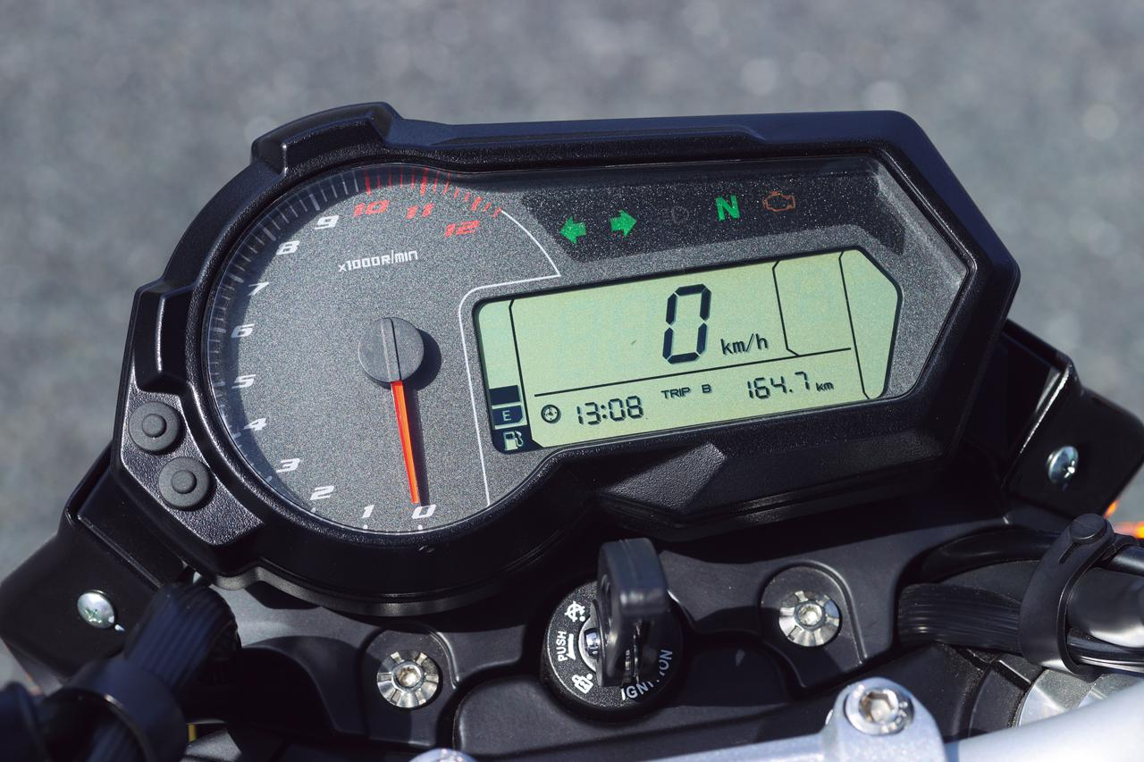 Images : 11番目の画像 - 【写真13枚】ベネリ「TNT125」 - webオートバイ