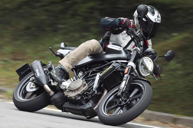 画像: 「スヴァルトピレン250」インプレ・解説(2020年) - webオートバイ
