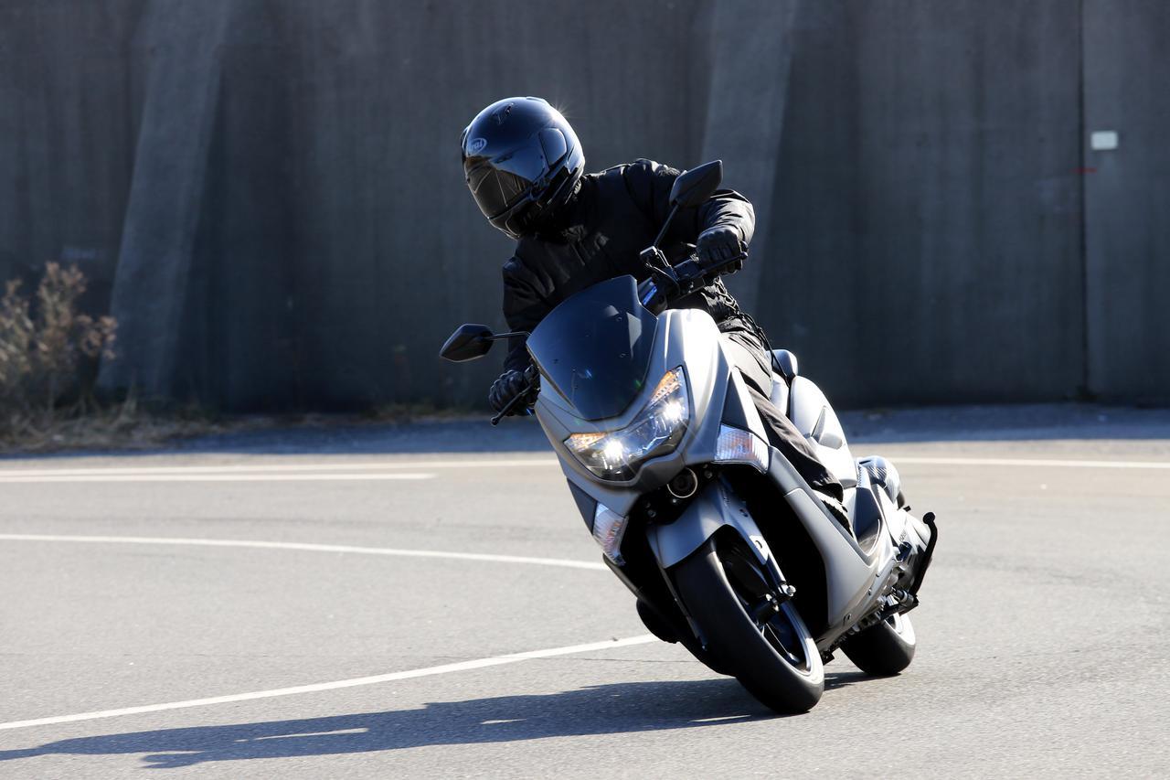 Images : 3番目の画像 - 【写真26枚】ヤマハ「NMAX155」 - webオートバイ