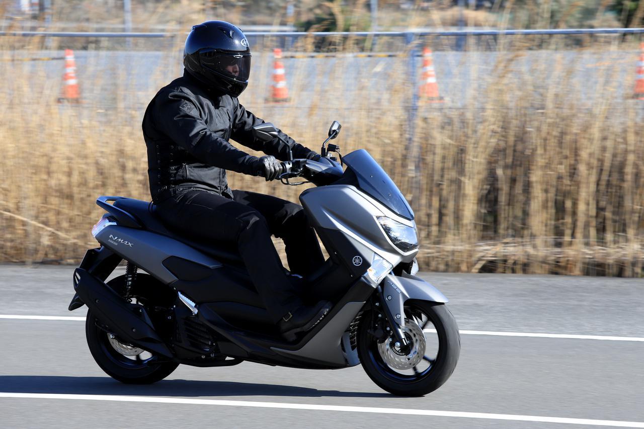Images : 4番目の画像 - 【写真26枚】ヤマハ「NMAX155」 - webオートバイ