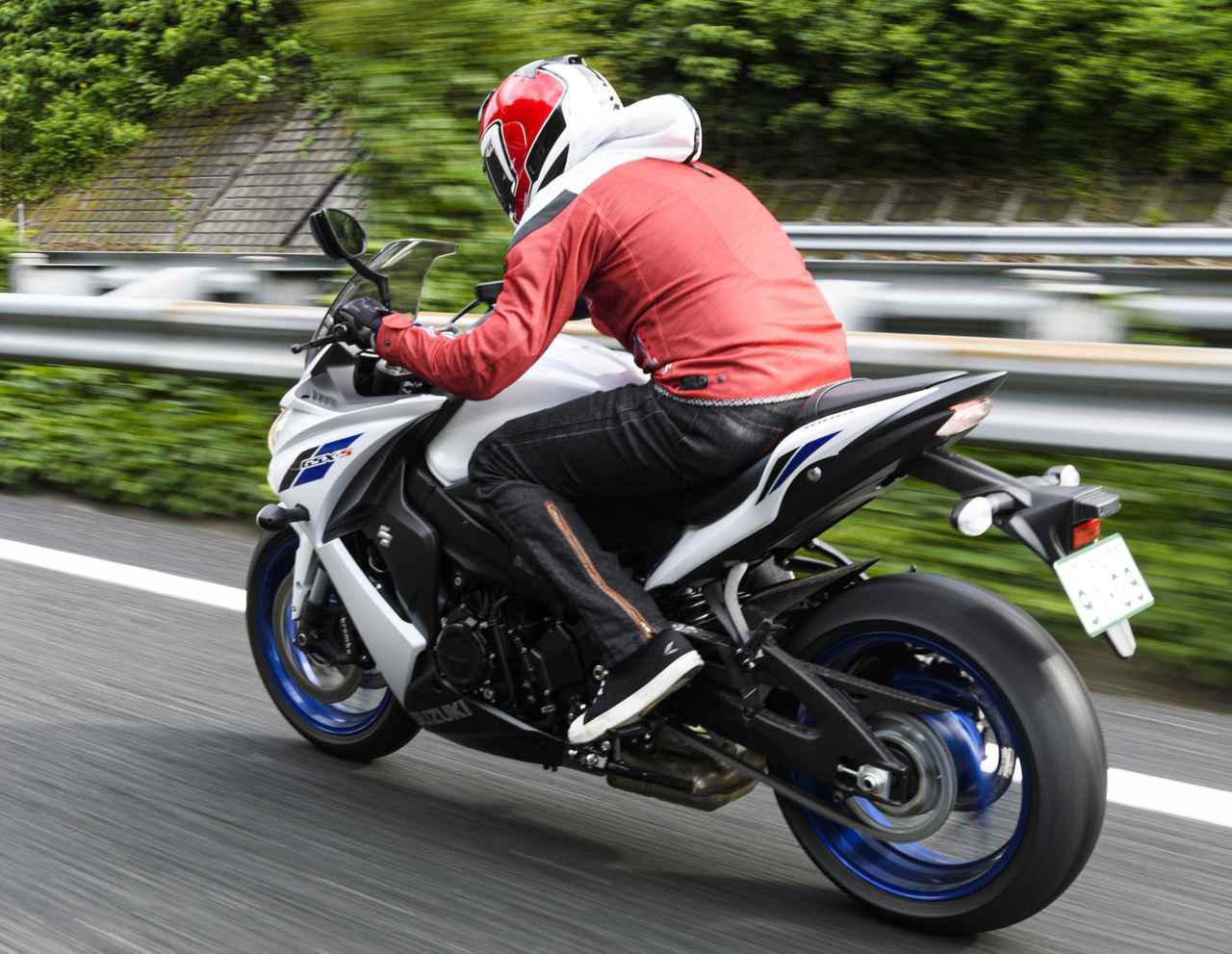 画像: スズキ「GSX-S1000F」500km日帰りツーリング・インプレ - webオートバイ