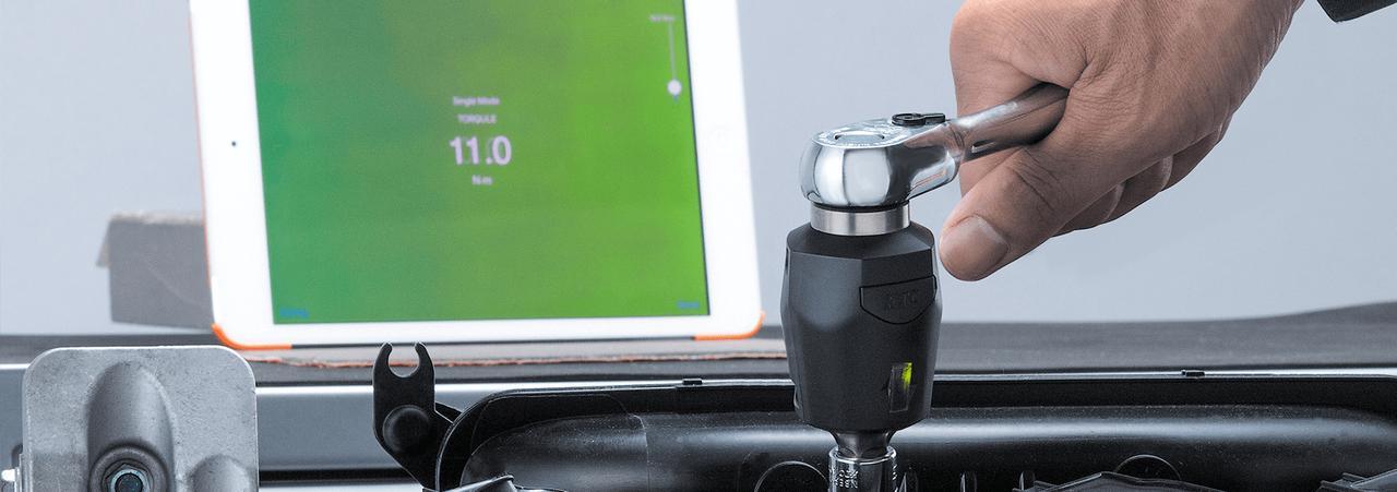 画像: 【TRASAS[TORQULE]】トルク管理を革新的に変える  KTC 京都機械工具