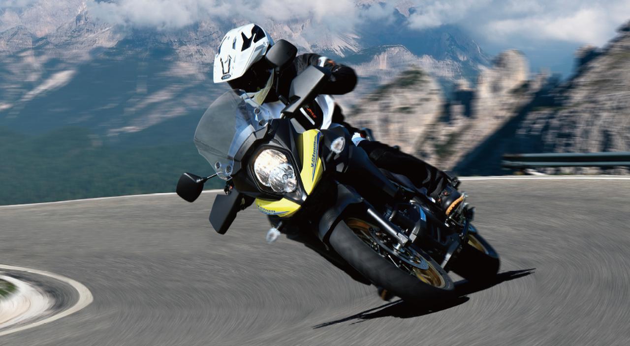 画像: 「Vストローム650」シリーズの人気カラー投票 - webオートバイ