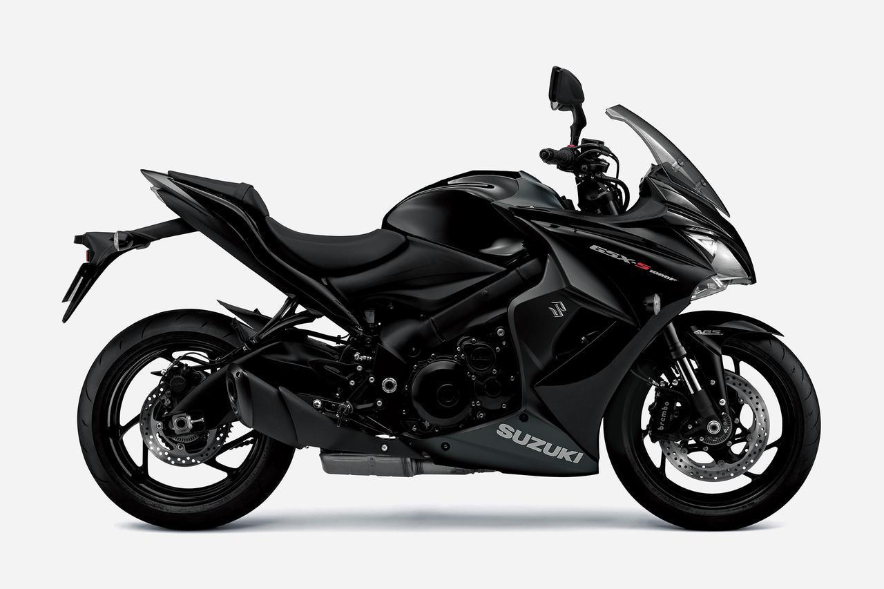 画像: 【写真】「GSX-S1000F」カラーは3色! - webオートバイ