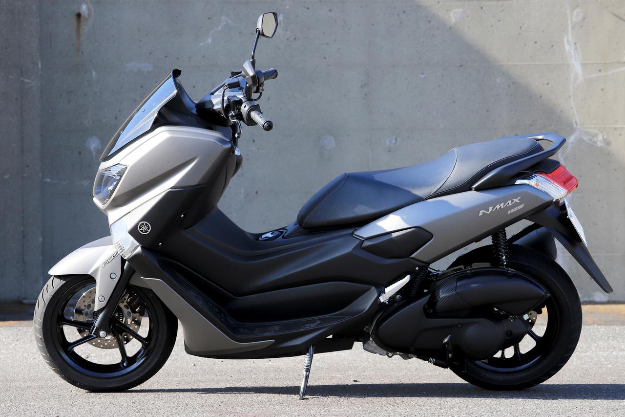 Images : 8番目の画像 - 【写真26枚】ヤマハ「NMAX155」 - webオートバイ