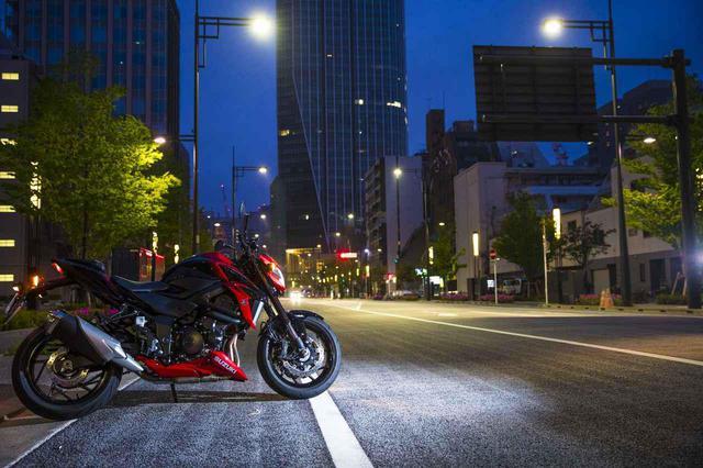 画像: スズキ「GSX-S750」インプレ・解説 - webオートバイ
