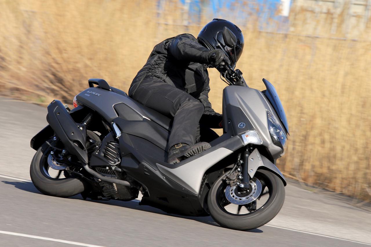 Images : 2番目の画像 - 【写真26枚】ヤマハ「NMAX155」 - webオートバイ