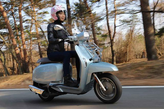 画像: ランブレッタ「V200スペシャル」インプレ・解説- webオートバイ