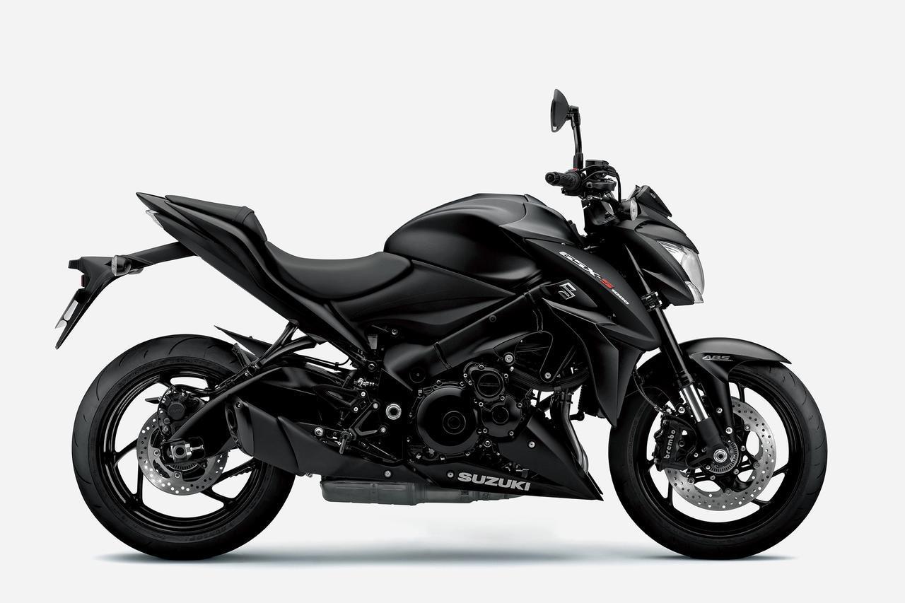 画像: 【写真】 「GSX-S1000」のカラーは3色! - webオートバイ