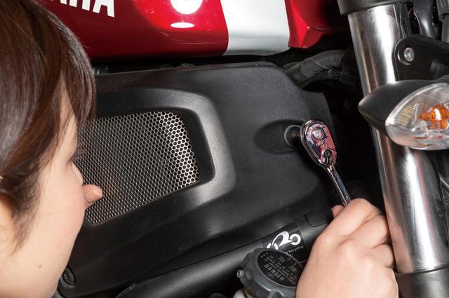 画像: バイク・メンテナンスの「ラチェットハンドル」最初の一本は何を選べばいい? 太田安治がすすめるKTCのネプロス6.3sq. - webオートバイ