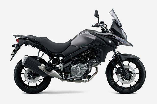 画像: 【写真】スズキ「Vストローム650」(2021年モデル) - webオートバイ