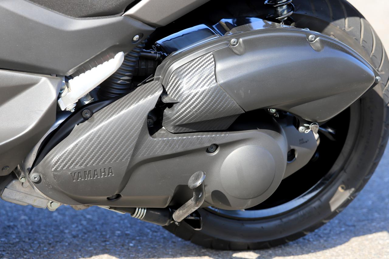Images : 15番目の画像 - 【写真26枚】ヤマハ「NMAX155」 - webオートバイ