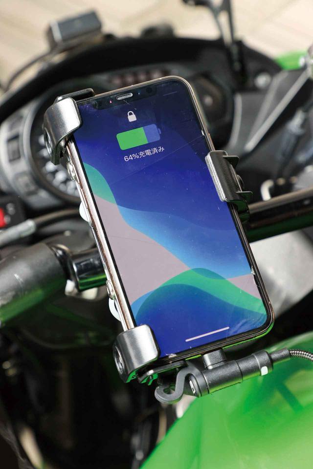 画像: 接続部がないので見た目もスッキリ。通常の配線キットのほかに、ブレーキスイッチから簡単に電源を取り出せる分岐ハーネスも同梱されている。