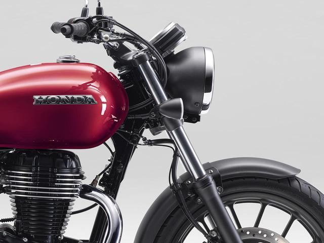 画像: ホンダ「GB350」「GB350S」の第一報! 基本情報・カラーバリエーションなどはこちら - webオートバイ
