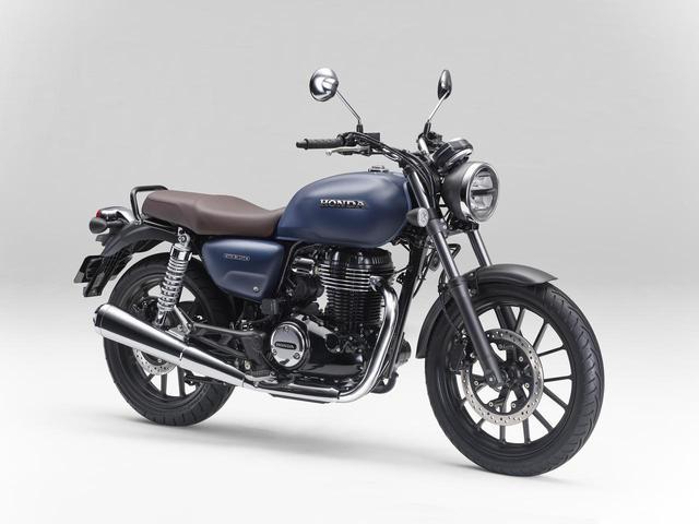 画像2: ホンダ「GB350」「GB350S」のスタイリングはただの懐古主義ではない! 考え抜かれたデザインで生まれた新時代の空冷単気筒バイク