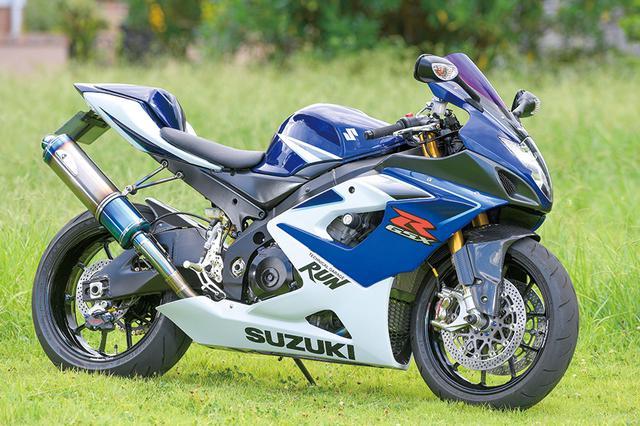 画像: テクニカルガレージRUN GSX-R1000(スズキGSX-R1000) | ヘリテイジ&レジェンズ|Heritage& Legends