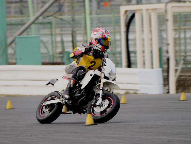 画像: ●NL級2位・前嶋恵利香選手&KSR2    1分56秒917