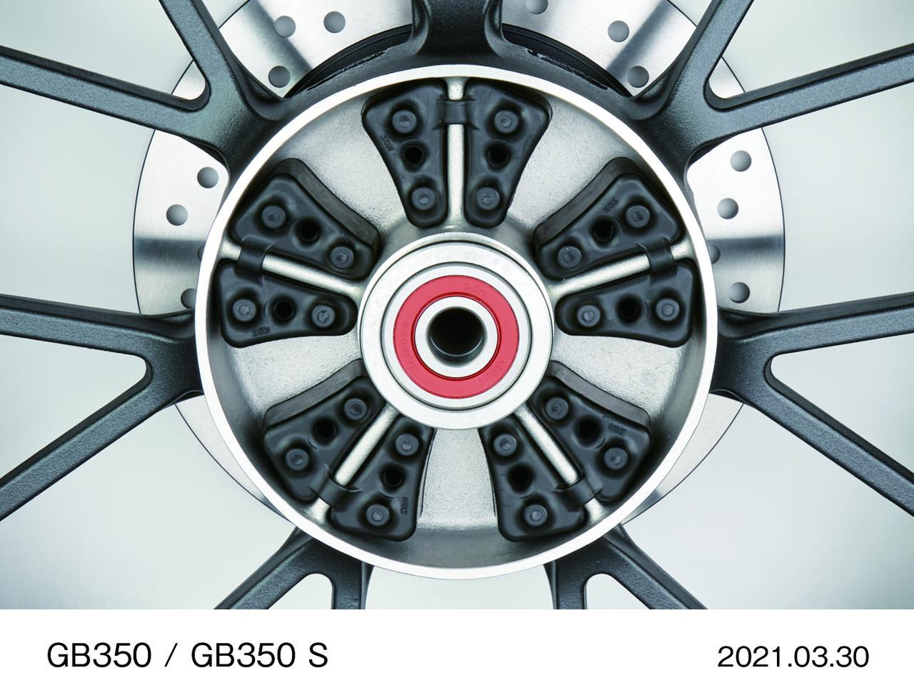 Images : 15番目の画像 - 【写真19枚】ホンダGB350/S メカニズム - webオートバイ