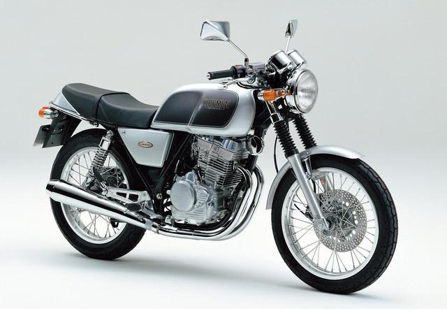 画像: ホンダの「GB」シリーズとは? 歴代のGBを紹介 - webオートバイ