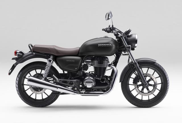 画像: Honda GB350 排気量:348cc エンジン形式:空冷4ストSOHC単気筒 シート高:800mm 車両重量:180kg 発売日:2021年4月22日予定 メーカー希望小売価格:税込55万円