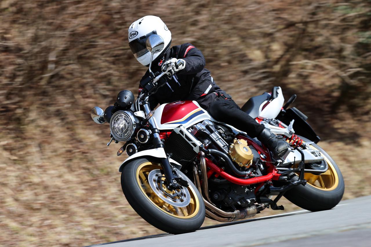 Images : 1番目の画像 - 【写真7枚】ホンダ「CB1300」シリーズでの走行 - webオートバイ