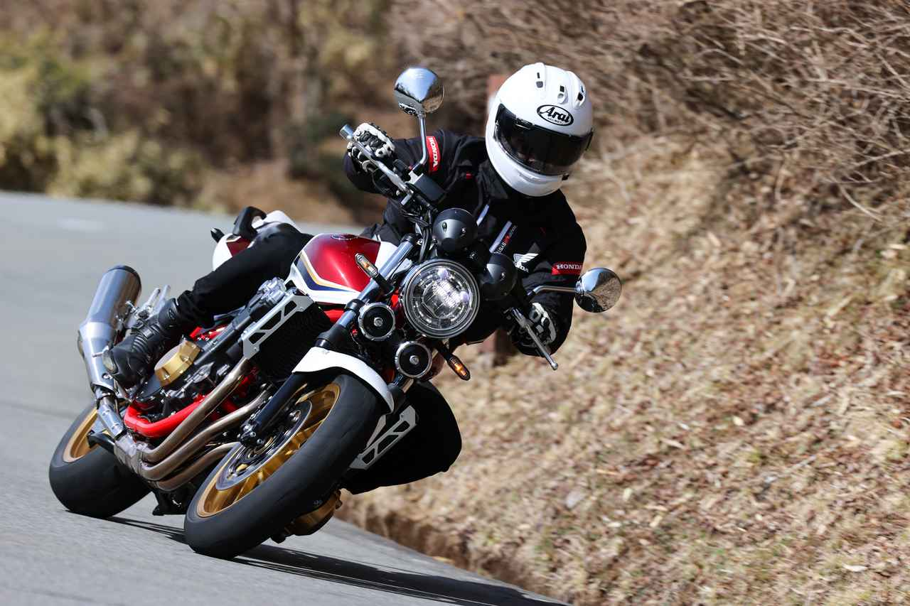 Images : 4番目の画像 - 【写真7枚】ホンダ「CB1300」シリーズでの走行 - webオートバイ