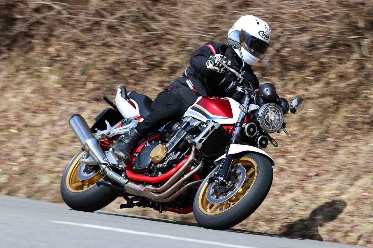 Images : 2番目の画像 - 【写真7枚】ホンダ「CB1300」シリーズでの走行 - webオートバイ