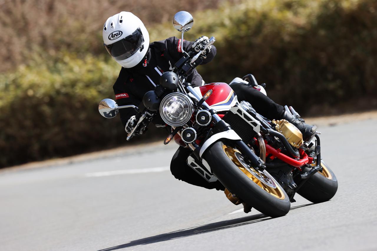 Images : 3番目の画像 - 【写真7枚】ホンダ「CB1300」シリーズでの走行 - webオートバイ