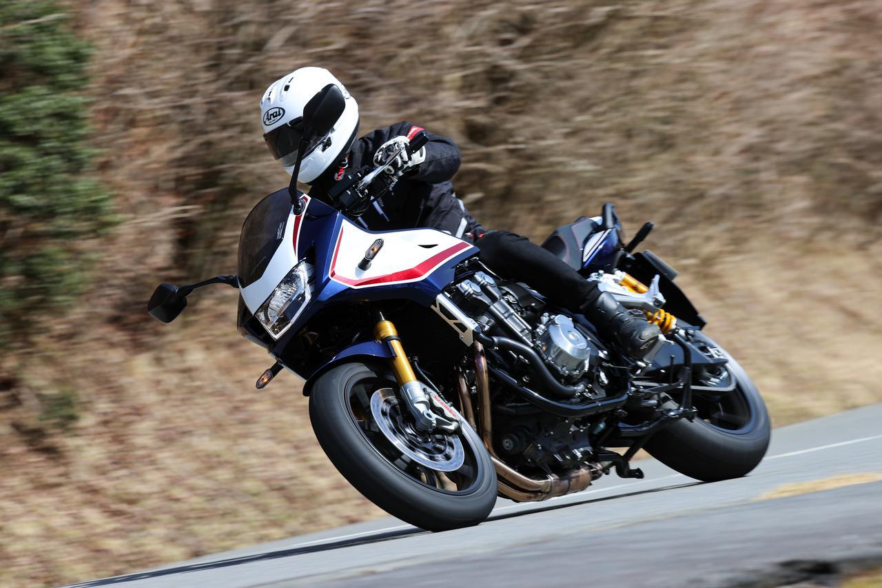 Images : 5番目の画像 - 【写真7枚】ホンダ「CB1300」シリーズでの走行 - webオートバイ