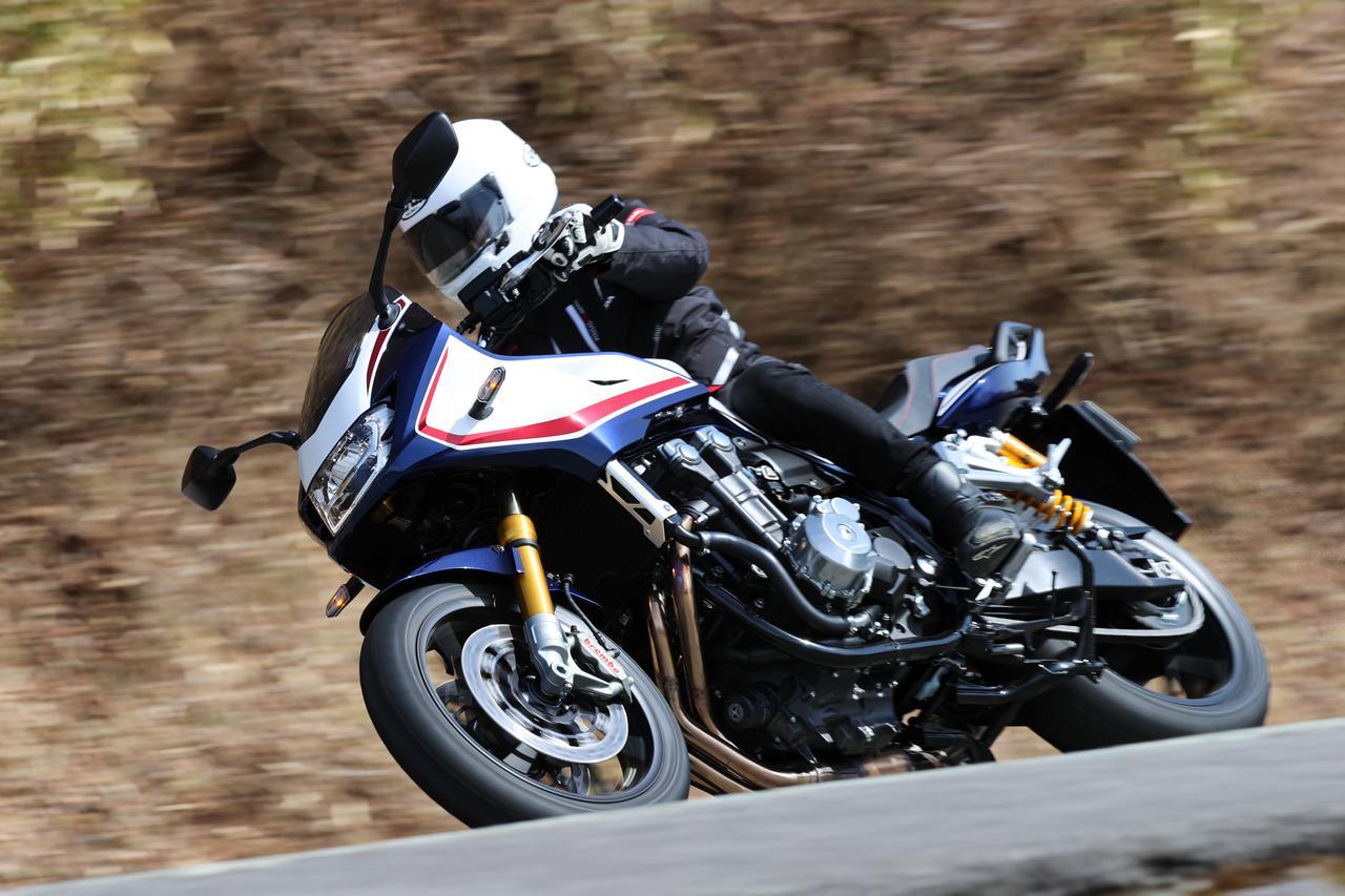 Images : 7番目の画像 - 【写真7枚】ホンダ「CB1300」シリーズでの走行 - webオートバイ