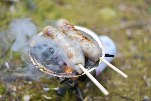 画像1: 釣れないのでお取り寄せグルメを楽しむのだ。