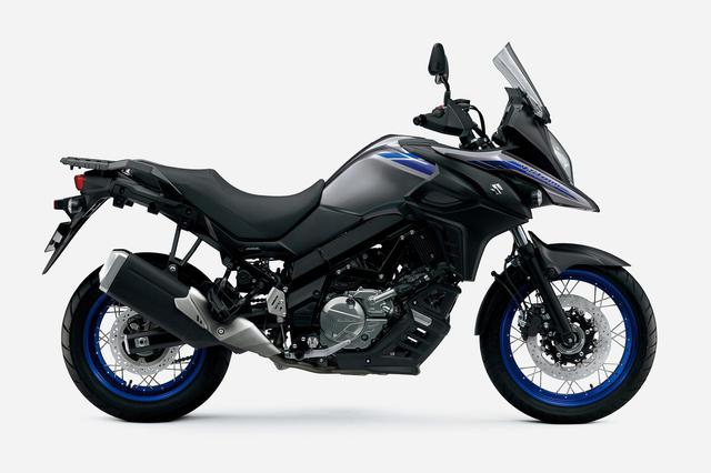 画像: 【写真】スズキ「Vストローム650 XT」(2021年モデル) - webオートバイ