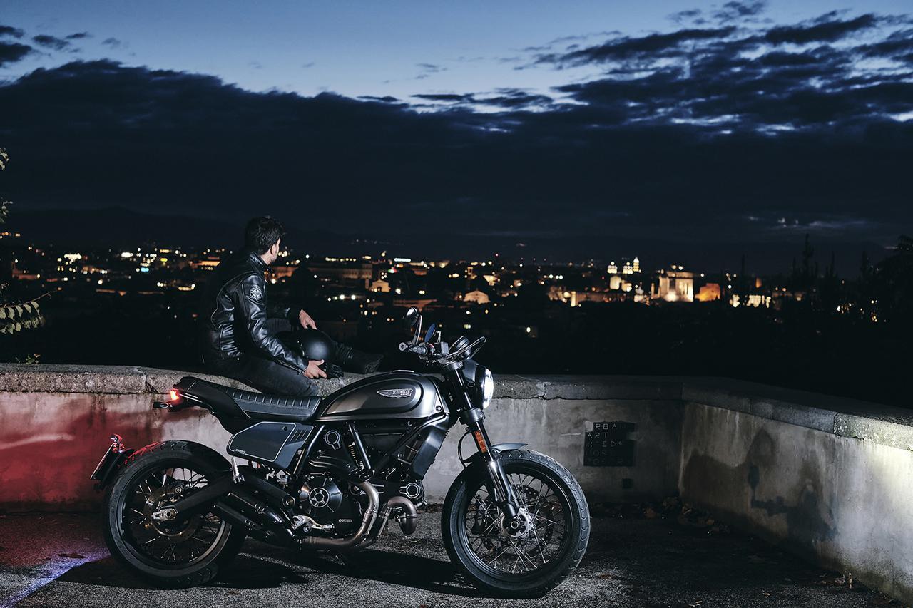 Images : 4番目の画像 - 【写真4枚】ドゥカティ スクランブラー・ナイトシフト - webオートバイ