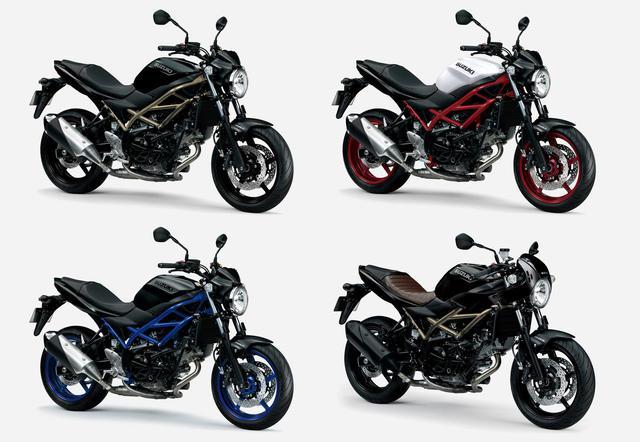 画像: スズキ「SV650」「SV650X」人気モデル投票 - webオートバイ