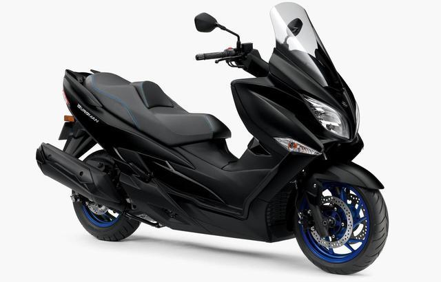 画像: 【写真6枚】バーグマン400のカラーは3色! - webオートバイ