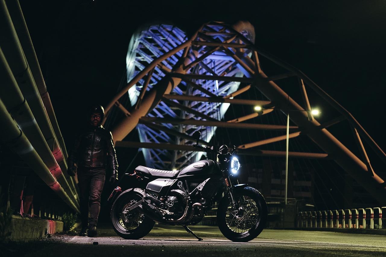Images : 3番目の画像 - 【写真4枚】ドゥカティ スクランブラー・ナイトシフト - webオートバイ