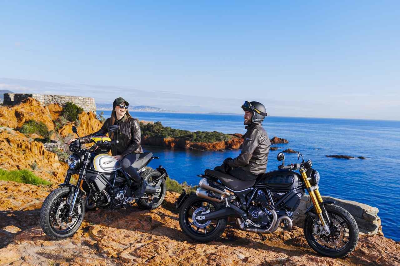 画像: ドゥカティが「スクランブラー1100PRO」「スクランブラー1100スポーツPRO」を日本でも発売! - webオートバイ