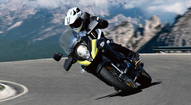 画像: スズキ「Vストローム650 XT」人気カラー投票 - webオートバイ