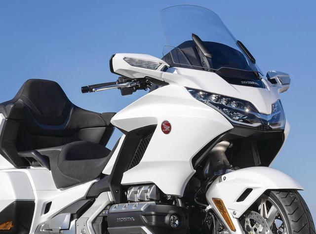 画像: ホンダ新型「ゴールドウイング」シリーズの特徴を徹底解説! 2021年モデルでさらに装備を充実、「ツアー」は快適性能をアップ - webオートバイ