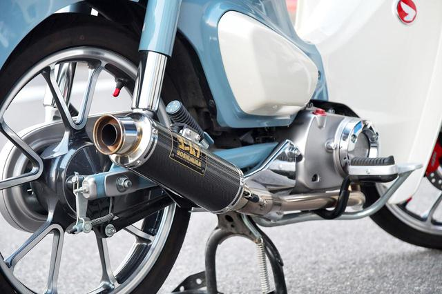 画像: カブシリーズのJMCAマフラーリスト。スーパーカブ50/90/110&C125編 - webオートバイ