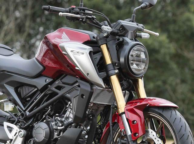 画像: ホンダ新型「CB125R」情報(2021年) - webオートバイ